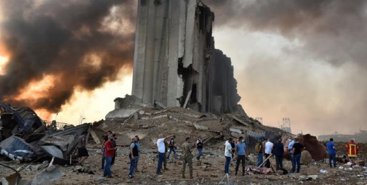 Comunicado informa que país precisa de ajuda médica em todos os ramos   Foto: STR   AFP - Foto: STR   AFP