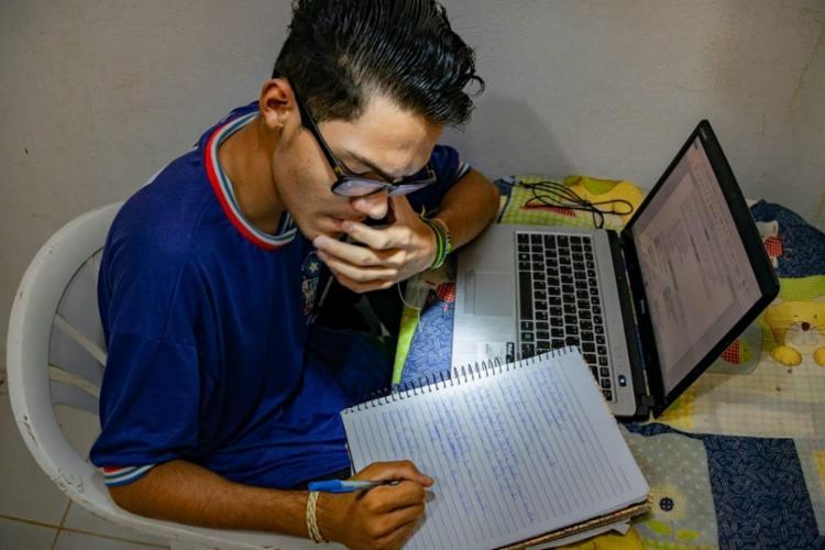 A atividade vai ser transmitida, ao vivo, pelo canal do Youtube da Educação Bahia I Foto: Divulgação - Foto: Divulgação