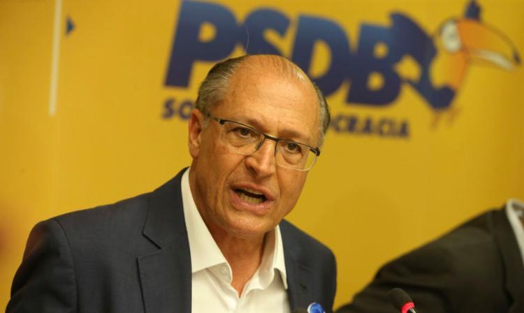 Alckmin responde por corrupção passiva e lavagem de dinheiro | Foto: Valter Campanato | Agência Brasil - Foto: Valter Campanato | Agência Brasil