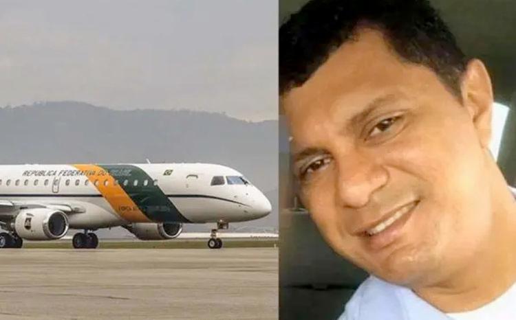 Rodrigues é comissário de bordo e acompanhou o presidente Jair Bolsonaro na reunião do G-20 | Foto: Reprodução - Foto: Foto: Reprodução |