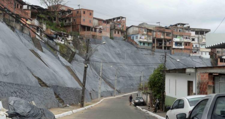 Pelos menos 590 famílias que residem na Rua Antônio Carvalhal serão beneficiadas | Foto: Divulgação - Foto: Divulgação