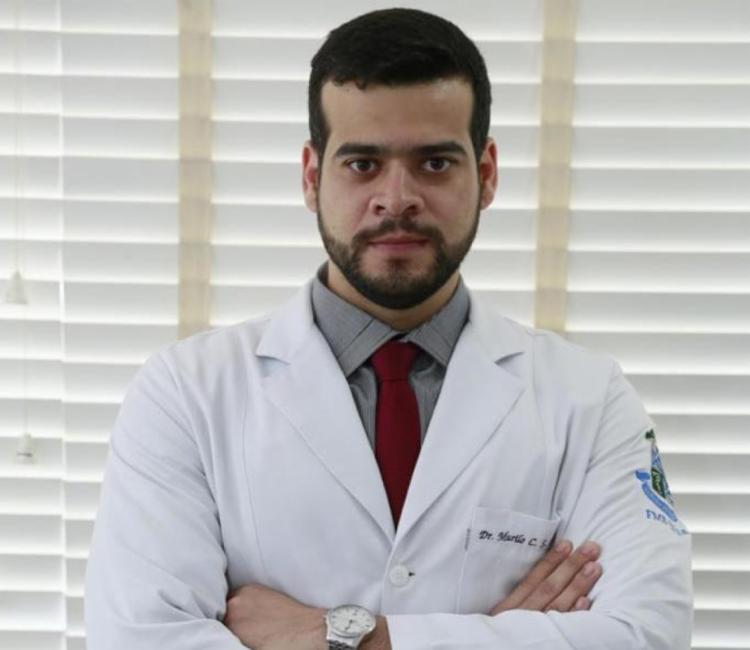 @drmurilooliveira é especialista em Ginecologia, Obstetrícia e Reprodução Assistida | Foto: Divulgação