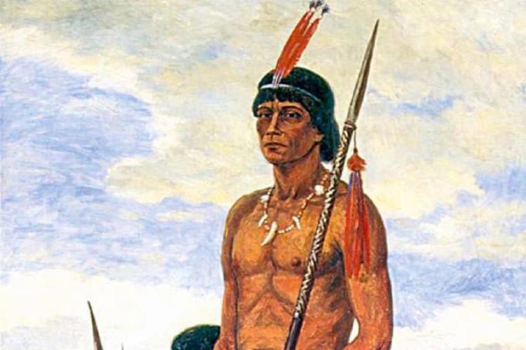 Cacique Tibiriça é um dos nomes presentes no trabalho   Foto: Reprodução - Foto: Reprodução