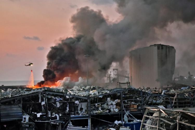 Autoridades locais confirmam mais de 50 mortos e milhares de feridos | Foto: STR | AFP - Foto: STR | AFP
