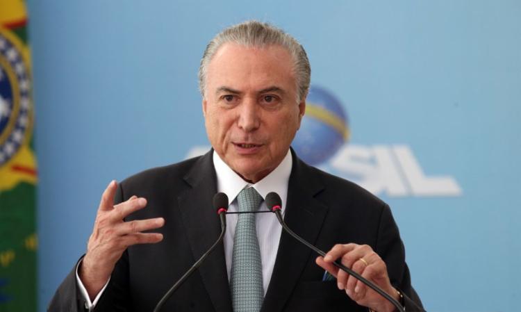 Por medidas judiciais, Temer precisa pedir autorização para sair do Brasil | Foto: Antonio Cruz | Agência Brasil - Foto: Antonio Cruz | Agência Brasil