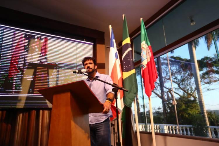 Marcelo Álvaro Antônio participou de evento para debater retomada / Foto: Divulgação | Ascom - Foto: Divulgação | Ascom