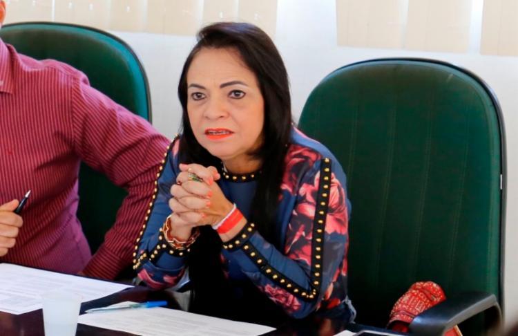 Prefeita Moema Gramacho permanecerá em isolamento por duas semanas - Foto: Divulgação