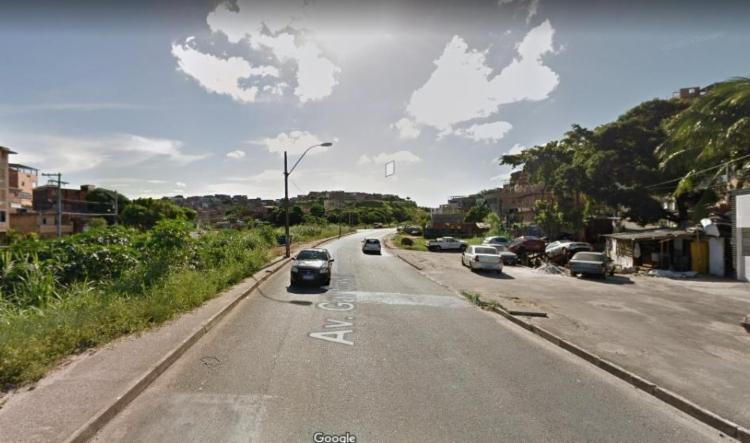 Corpo foi encontrado na madrugada desta quinta | Foto: Reprodução | Google Street View - Foto: Reprodução | Google Street View