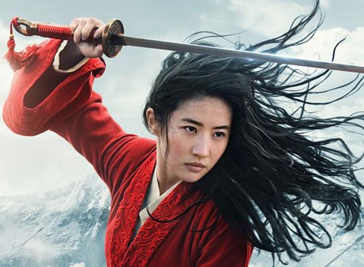 Mulan traz como protagonista a atriz chinesa Liu Yifei - Foto: Divulgação