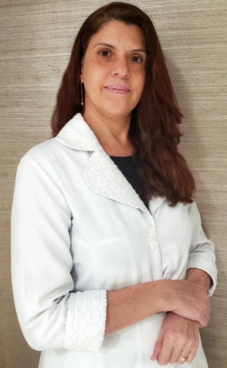 Edizete Sá Barreto é graduada pela Escola de Nutrição da Universidade Federal da Bahia (UFBA)