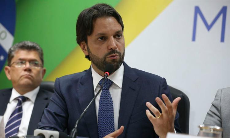 O secretário afirmou que teve seu direito de defesa violado Foto: Valter Campanato | Agência Brasil - Foto: Valter Campanato | Agência Brasil