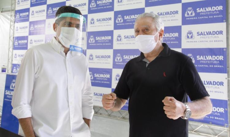 Obras foram realizadas por meio de uma parceria entre a Prefeitura e a iniciativa privada | Foto: Divulgação - Foto: Divulgação