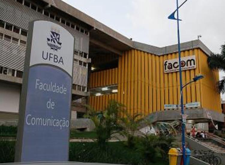 Curso é oferecido pela Faculdade de Comunicação da Ufba (Facom) - Foto: Divulgação
