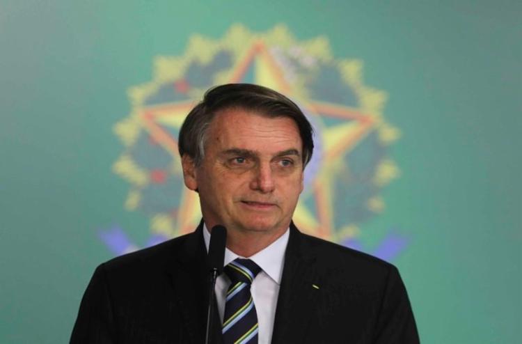 Presidente disse que começou a trabalhar na infância sem carteira assinada - Foto: Sérgio Lima   Poder360