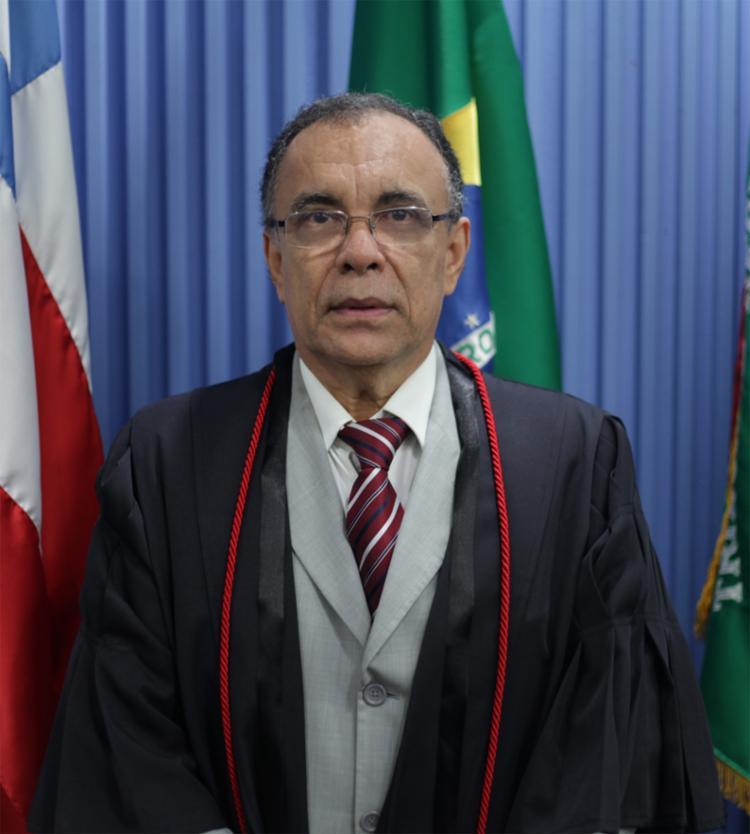 O presidente da Tribunal de Justiça, Lourival Trindade, destacou os 90 anos da ABI - Foto: Reprodução