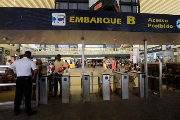 Governo da Bahia anuncia suspensão do transporte intermunicipal | Foto: Margarida Neide | Ag. A TARDE - Foto: Margarida Neide | Ag. A TARDE | Arquivo