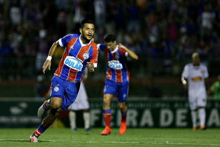 Atacante pode retornar ao Bahia | Foto: Felipe Oliveira | E.C.Bahia - Foto: Felipe Oliveira | E.C.Bahia