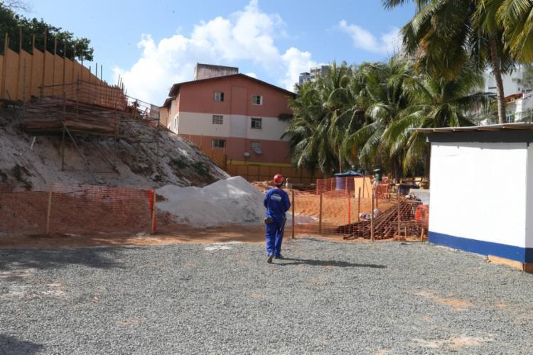 Obras começaram em 2019 | Foto: Divulgação - Foto: Divulgação