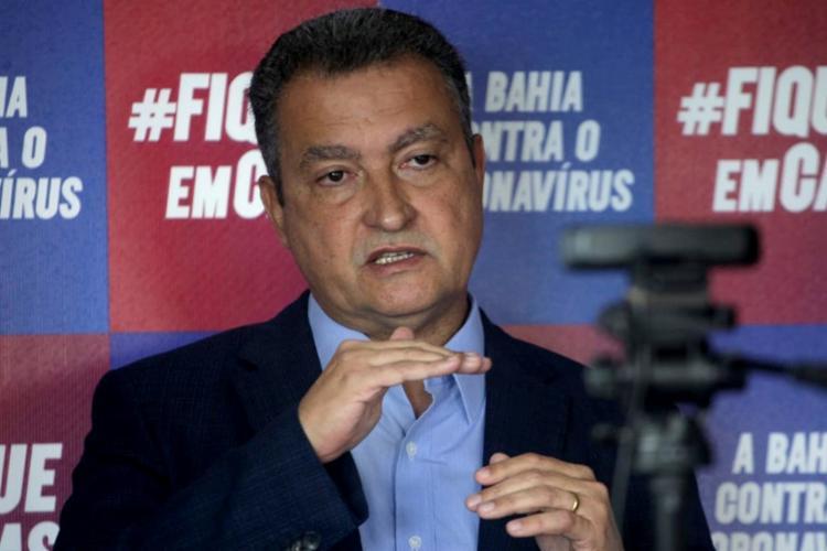 Governador Rui Costa decretou luto oficial por conta da morte de Elsimar Coutinho - Foto: Dovilgação | Secom