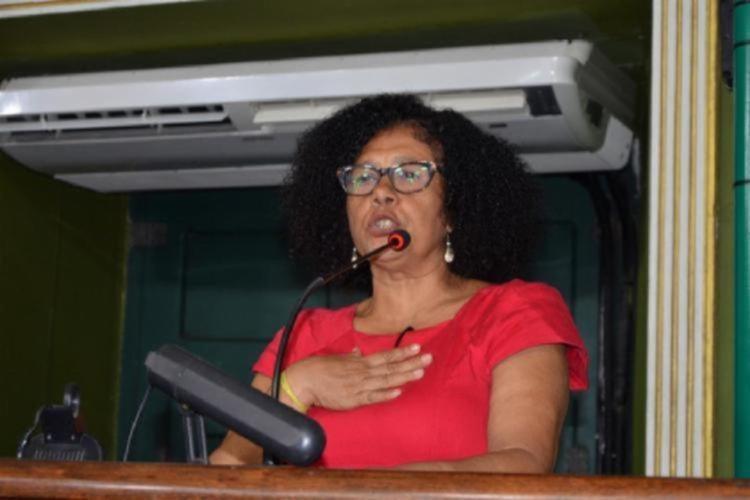 A petista substituirá o vereador Sidninho (Podemos) na oposição ao prefeito Bruno Reis (DEM) - Foto: Divulgação | Agência CMS