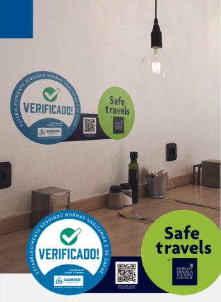 selo possui também verificação do Conselho Mundial de Viagens e Turismo | Foto: Divulgação | PMS