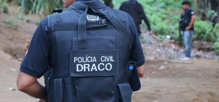 Sequestro será investigado pelo Draco   Foto: Alberto Maraux   Divulgação   SSP - Foto: Alberto Maraux   Divulgação   SSP