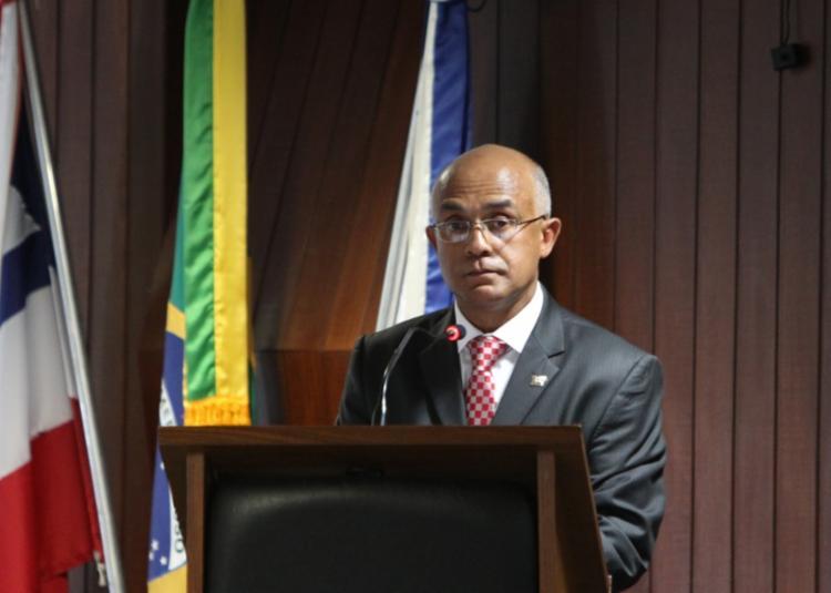 Conselheiro Inaldo da Paixão Santos Araújo   Foto: Manu Dias   GOVBA