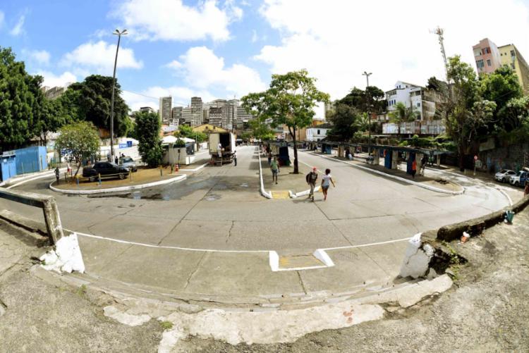 Com investimento de cerca de R$5,5 milhões em recursos municipais, a intervenção tem duração prevista de seis meses   Foto: Valter Pontes   Secom - Foto: Valter Pontes   Secom