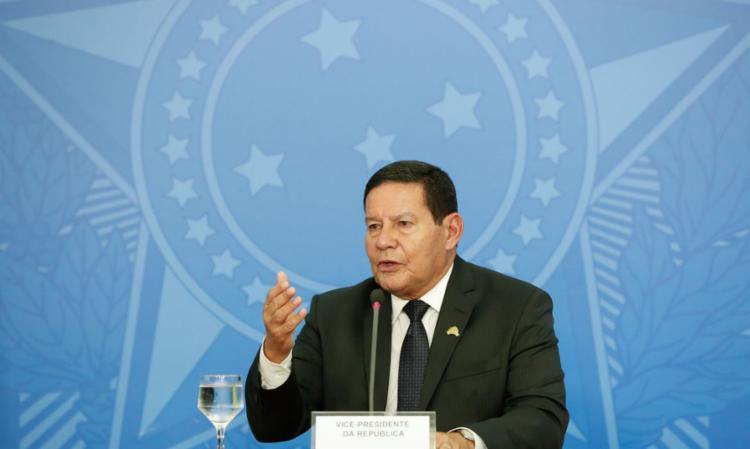 O vice-presidente afirmou que a Amazônia não é