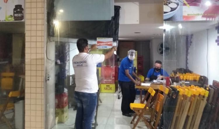 Ao todo, foram realizadas 888 vistorias | Foto: Divulgação - Foto: Divulgação