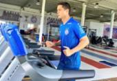 Anderson Martins inicia treinamentos na Cidade Tricolor | Foto: Divulgação | E.C.Bahia
