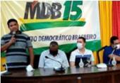 MDB deve apoiar nome de fora do partido para prefeito em Macarani | Foto: Reprodução | Políticos do Sul da Bahia
