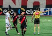 Copa do Brasil: Atlético-GO marca nos acréscimos e elimina Fluminense | Foto: