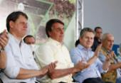 Bolsonaro entrega títulos de propriedade rural em Mato Grosso | Foto: Alan Santos | PR