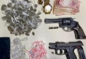 Dupla de traficantes morre em confronto com PMs no Nordeste de Amaralina | Foto: Divulgação | SSP-BA
