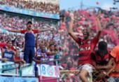 Dupla Ba-Vi se posiciona sobre retorno do público aos estádios | Foto: Foto: Adilton Venegeroles e Raul Spinassé | Ag. A TARDE