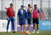Mano Menezes encerra preparação tricolor para duelo com Atlético-GO | Foto: Felipe Oliveira | EC Bahia