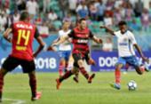 CBF altera data de Bahia x Sport pelo Brasileirão | Foto: Felipe Oliveira | E.C.Bahia