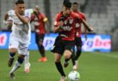 Bahia perde a quarta seguida e segue no Z-4 | Foto: Athletico-PR | Divulgação