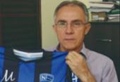 Presidente de time da Série D do Brasileirão é assassinado por ex-jogador | Foto: Divulgação | Nacional Atlético Clube