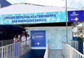 Gripário do Pau Miúdo ultrapassa mil atendimentos realizados | Foto: Valter Pontes | Secom