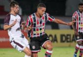 Em jogo de seis gols, Jacuipense empata com Santa Cruz em Recife | Foto: Rafael Melo | SCFC