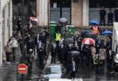 Suspeito de ataque com faca em Paris confessa que agiu contra Charlie Hebdo | Foto: Alain Jocard | AFP