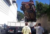 Operação Sucata retira 35 veículos abandonados em Salvador | Foto: Foto: Divulgação