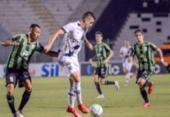 Copa do Brasil: Ponte e América-MG abrem 4ª fase com empate | Foto: