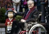 Criador de Mafalda, Quino morre aos 88 anos | Foto: Reprodução | Coletivo Nerd