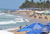 Salvamar registra 17 afogamentos após flexibilização que permitiu reabertura das praias | Foto: Shirley Stolze | Ag. A TARDE