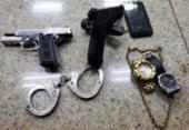 Suspeito de tráfico morre após troca de tiros com polícia no IAPI | Foto: Divulgação | SSP