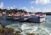 Travessia Salvador-Mar Grande faz parada de 3h e encerra mais cedo nesta quarta | Foto: Astramab | Divulgação