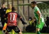 Vitória sai atrás no placar, mas arranca empate diante do Juventude | Foto: Arthur Dallegrave | EC Juventude